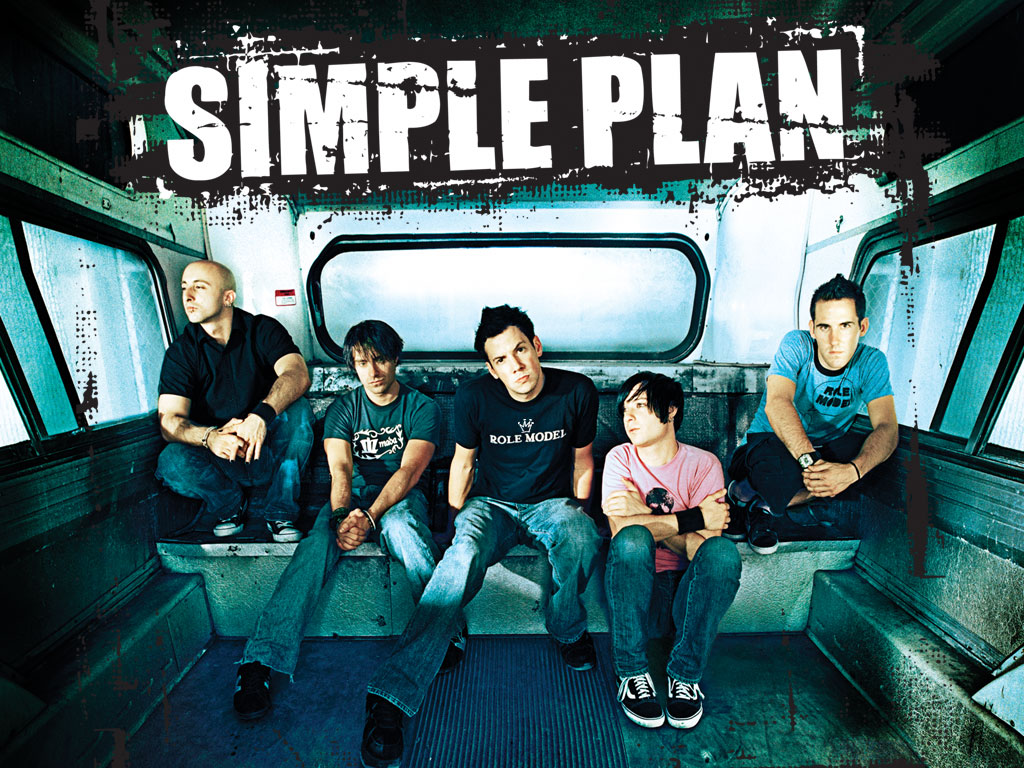 Simple Plan: Welcome To My Life